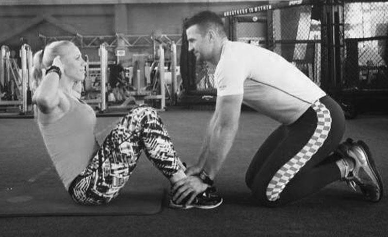 Mario Vekic trening Aviron fit