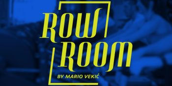 Novo: fit do ljeta uz grupno veslanje Row Room