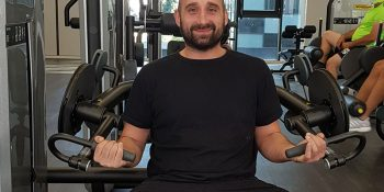 Jesenska motivacija: za 3 mjeseca skinuo 14 kilograma!